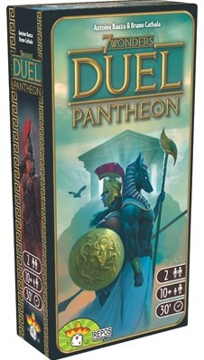 7 Wonders Duel Pantheon (NL-versie)-1
