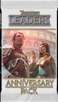 7 Wonders Leaders - Anniversary Pack