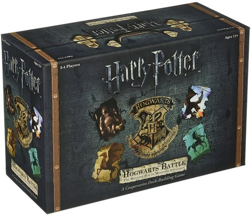 Harry Potter Hogwarts Battle The Monster Box
