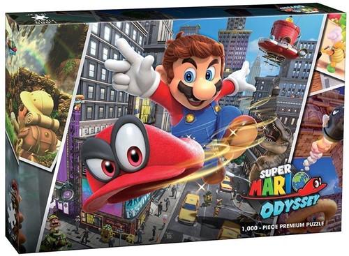 Super Mario Odyssey - Snapshots Puzzel (1000 stukjes)