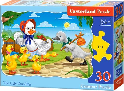 The Ugly Duckling Puzzel (30 stukjes)
