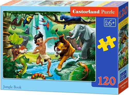 Jungle Book Puzzel (120 stukjes)