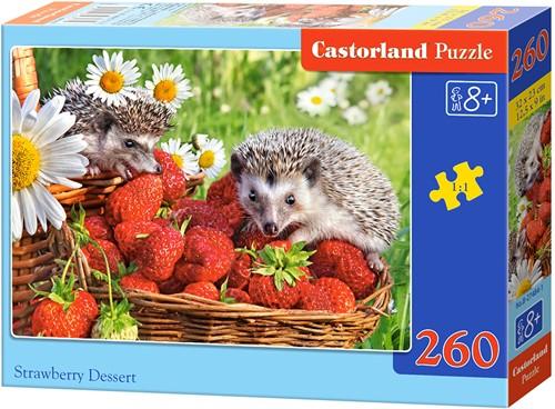 Strawberry Dessert Puzzel (260 stukjes)