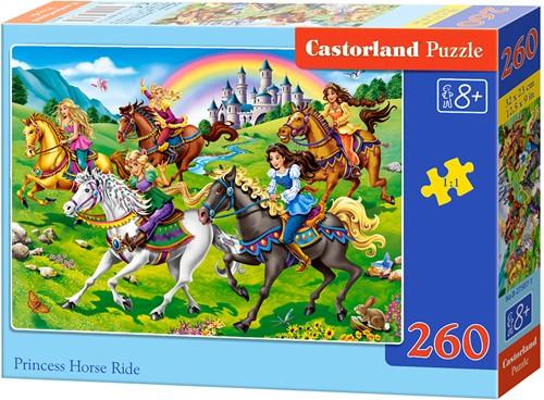 Princess Horse Ride Puzzel (260 stukjes)
