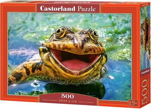 Green & Fun Puzzel (500 stukjes)