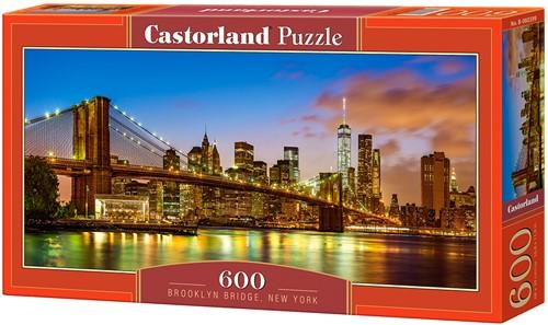 Brooklyn Bridge, New York Puzzel (600 stukjes)