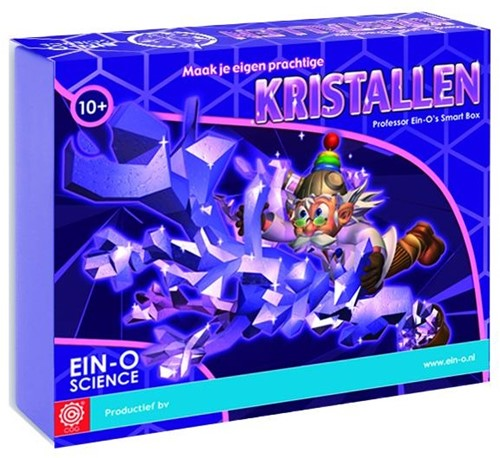 Ein-O Science Smart Boxes Kristallen-1