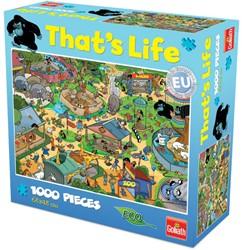 That's Life Puzzel: Dierentuin