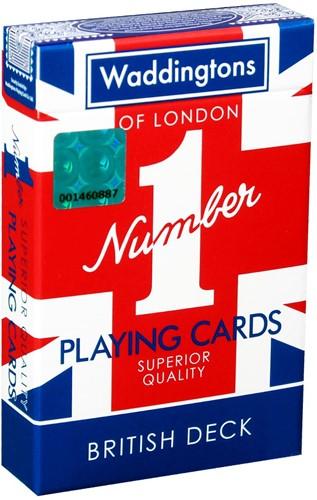 Union Jack Speelkaarten