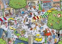 That's Life Puzzel - Het Franse Pleintje-2