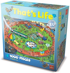 That's Life Puzzel: Sport