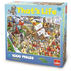 That's Life Puzzel - Het Pretpark
