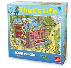 That's Life Puzzel: Het Ziekenhuis