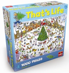 That's Life Puzzel - Kerst
