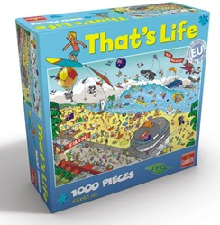 That's Life Puzzel - Bondi Beach