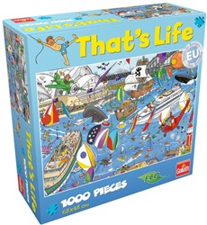 That's Life Puzzel - Sydney-Hobart Race