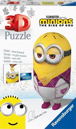 3D Puzzel - Minions Disco (72 stukjes)