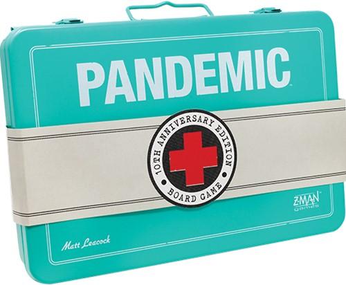 Pandemic 10-jarige Jubileumeditie (Engelse versie)