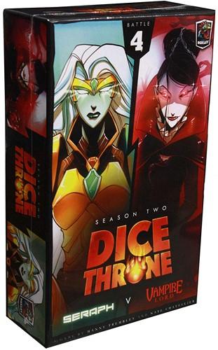 Dice Throne Season Two - Vampire vs Seraph (doos beschadigd)