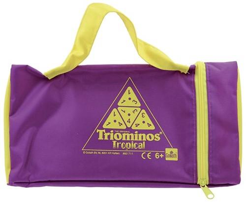 Triominos Tropical (Paars)