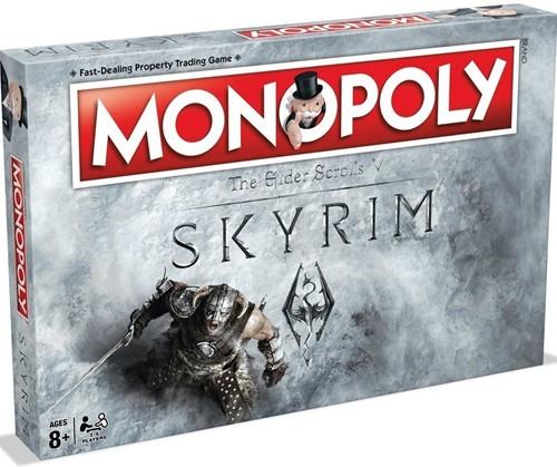 Monopoly - Skyrim (Engels)