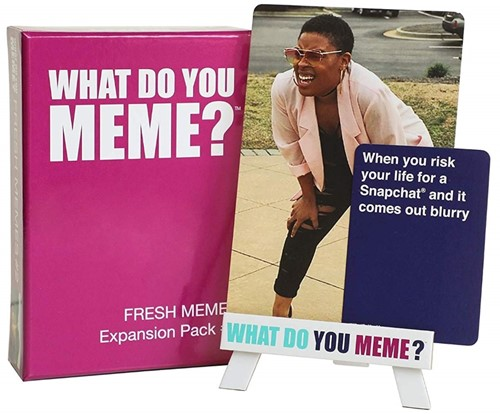 What Do You Meme? Fresh Memes Expansion Pack 2-2