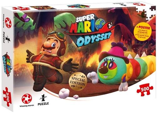 Super Mario Odyssey Forgotten Isle Puzzel (500 stukjes)