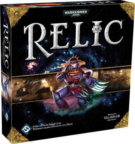 Warhammer 40k Relic