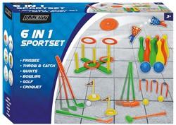 Sportset 6 In 1 (32 Delig)