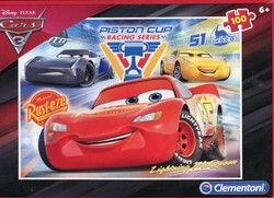 Puzzel - Cars 3 (100 stukjes)