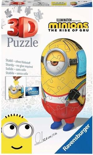 3D Puzzel - Minions Roller Skater (59 stukjes)