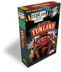 Escape Room Uitbreiding - Welcome to Funland