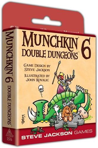 Munchkin 6 Double Dungeons