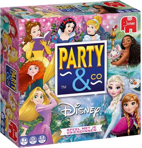 Party & Co - Disney Princess