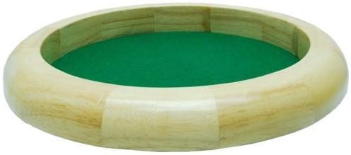 Dobbelbak Hout 30cm
