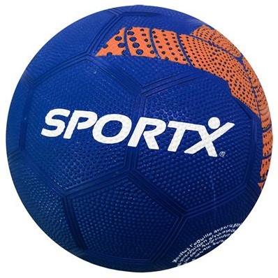 SportX Voetbal Rubber Orange Triangle