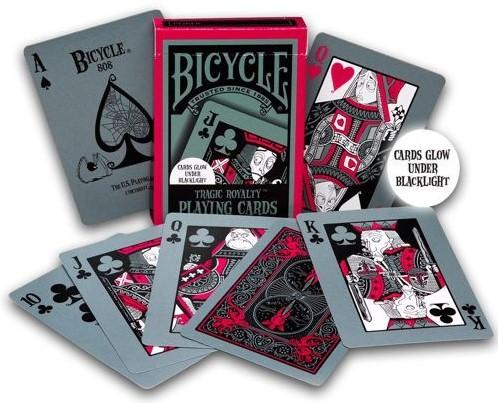 Bicycle Pokerkaarten - Tragic Royalty