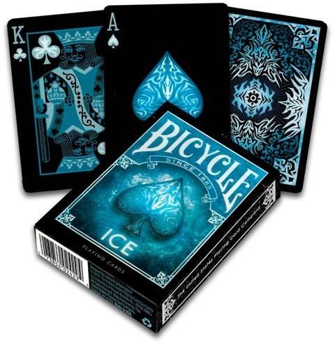 Bicycle Pokerkaarten - Ice Deck