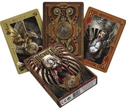 Bicycle Pokerkaarten - Anne Stokes Steampunk