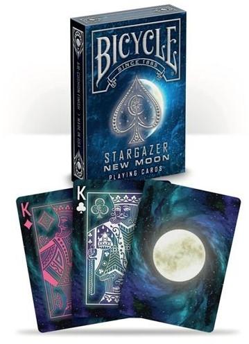 Bicycle Pokerkaarten - Stargazer New Moon