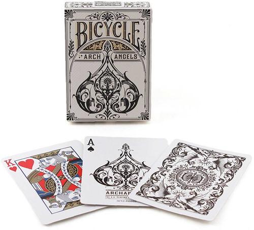 Bicycle Pokerkaarten - Archangels Premium