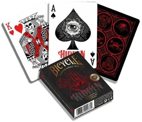 Bicycle Pokerkaarten - Hidden