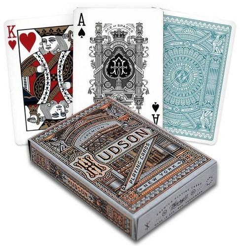 Bicycle Pokerkaarten - Hudson