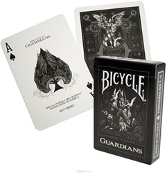 Bicycle Pokerkaarten - Guardians Deck