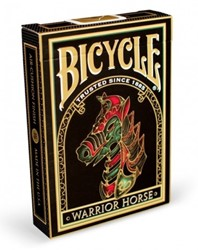 Bicycle Pokerkaarten - Warrior Horse