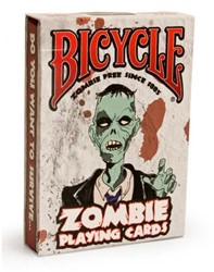 Bicycle Pokerkaarten - Zombie Deck