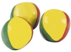 3 Jongleerballen (5 cm)