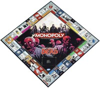 Monopoly - The Walking Dead (Engels)-2