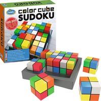 Color Cube Sudoku-2