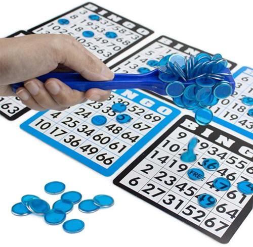 Bingo Toverstaf met 100 Fiches